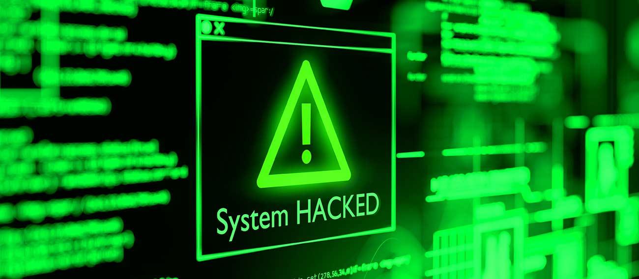 Schützen Sie sich vor Hackern